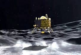 India has located the lander from its Chandrayaan-2 mission to soft land a rover on the moon but has not yet been able to establish communication, ISRO notified.