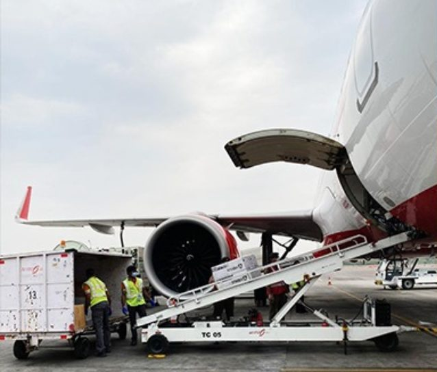 465 flights operated under Lifeline Udan to deliver critical medical supplies across the country