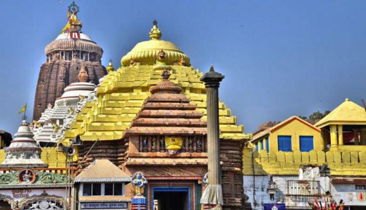 Politics Hots Up In Odisha Over Credit For Srimandir Development