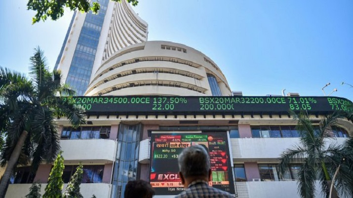 Sensex jumps over 200 points in early trade