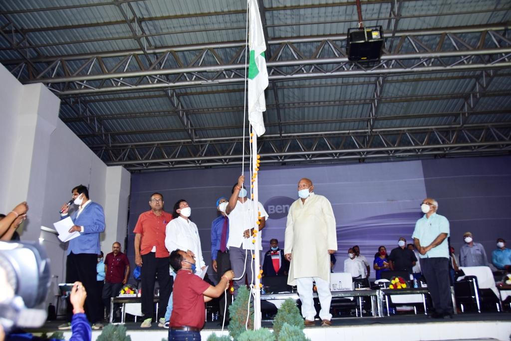 69th Senior National Volleyball (M &W) Championship Inaugurated in Odisha