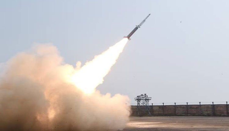 DRDO Test Fires Solid Fuel Ducted Ramjet At Chandipur In Odisha | OTV News