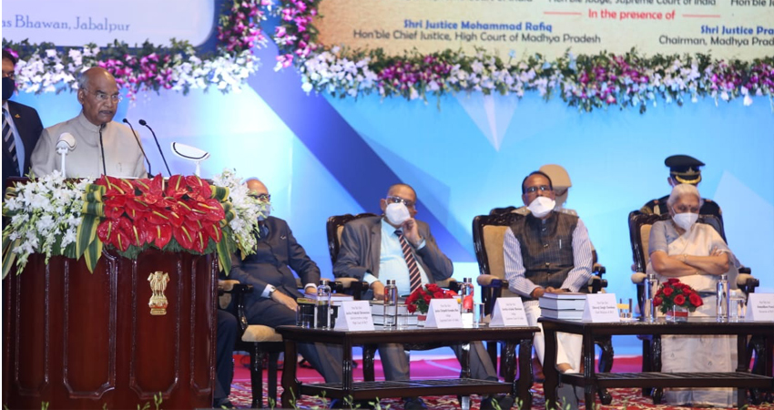 Every individual within the nation will get low-cost and speedy justice – President Shri Ram Nath Kovind
