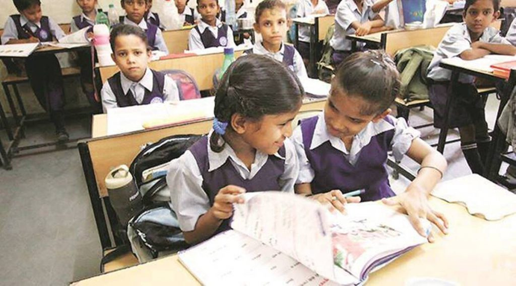 PMC, PMC Schools, PMC school students, students out of schools in pune, Pune news, indian express news