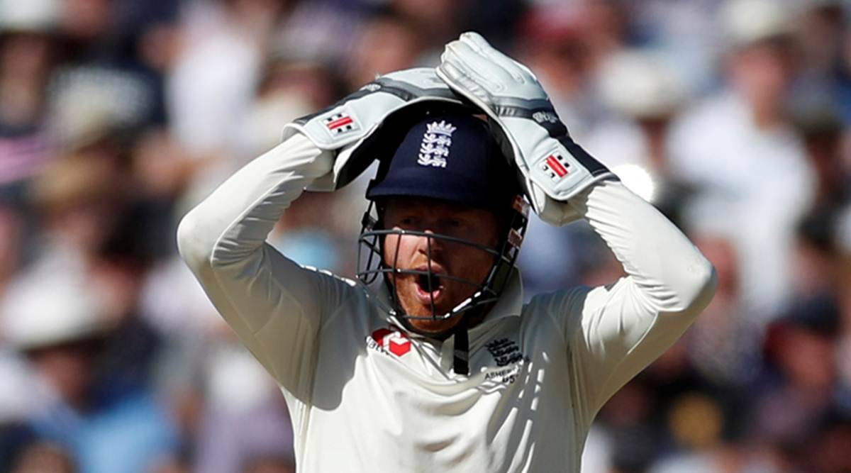 Michael Vaughan feels Jonny Bairstow's days are numbered in England crew