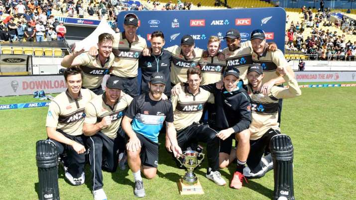 NZ vs AUS: Sodhi, Guptill shine in sequence decider as Kiwis beat Australia by 7 wickets