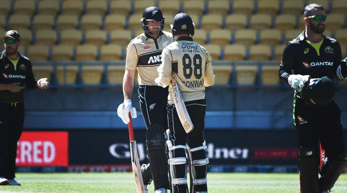 New Zealand overcome Australia in fifth T20I to seal collection in dramatic trend