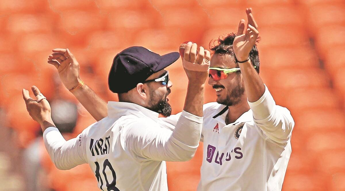 Series accomplished and dusted, Team India make it to Lord's remaining