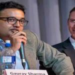 Newly elected MP Gaurav Sharma took oath in Sanskrit in New Zealand