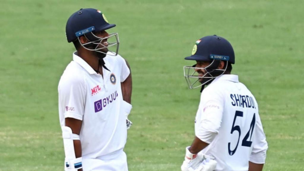 How Shardul Thakur and Washington Sundar came to India's rescue in Brisbane test